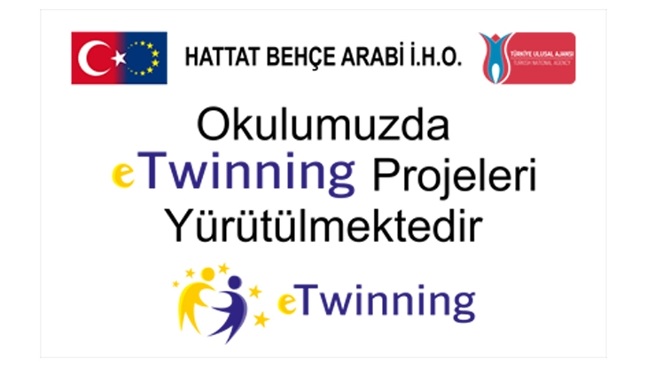 In our school eTwinning Projects are carried out