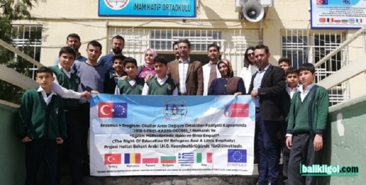 Urfa Educators will tell EU Educators about the Problems of Refugees